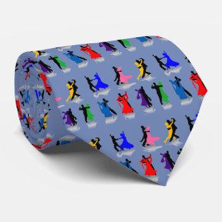 Ballroom Dancing Necktie
