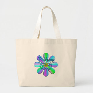 Ballroom Happy Large Tote Bag