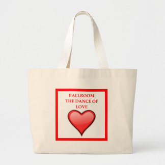 BALLROOM LARGE TOTE BAG