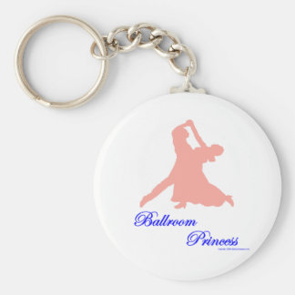 Ballroom Princess Keychain