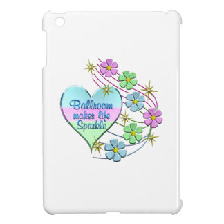Ballroom Sparkles iPad Mini Cover