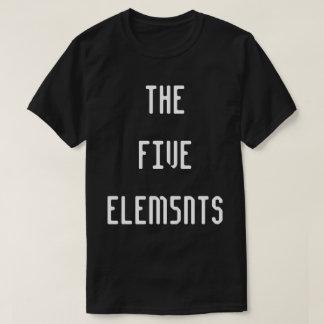 Ballroom Stunts: The Five Elem5nts T-Shirt