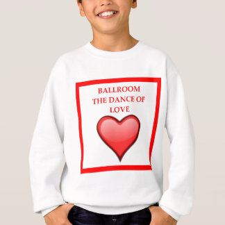 BALLROOM SWEATSHIRT