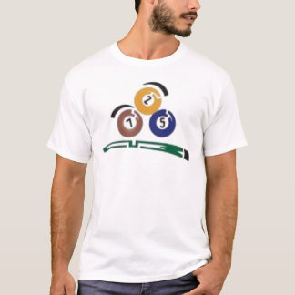 BALLS AND CUE T-Shirt