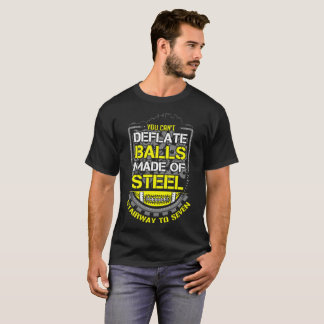 Balls made of steel - Stairway to seven T-Shirt