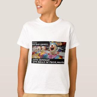 Balls. Mouth. Clowns Tee Shirt