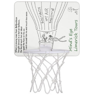 Ballyvaloon mini basketball hoop from MELT