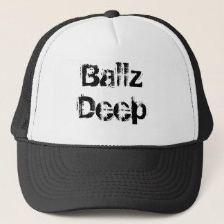 Ballz Deep Trucker Hat