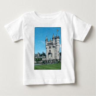 Balmoral Castle Baby T-Shirt