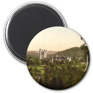 Balmoral Castle, Royal Deeside, Scotland Magnet