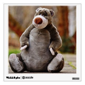 Baloo the Bear Wall Sticker