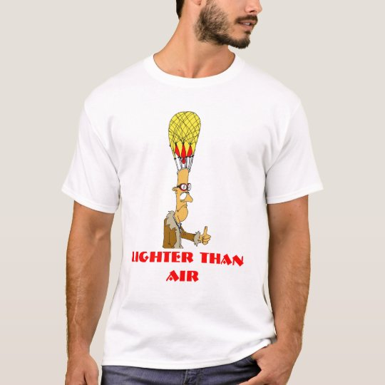 baloon head, Lighter Than Air T-Shirt