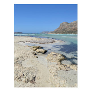 Balos Beauty Paradise Postcard