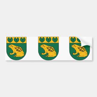 Balozi, Latvia Bumper Sticker