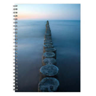 Baltic Sea Breaker Note Books