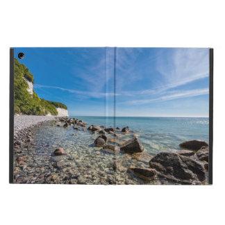 Baltic Sea coast on the island Ruegen iPad Air Case