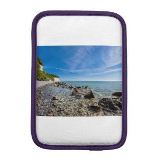 Baltic Sea coast on the island Ruegen iPad Mini Sleeve