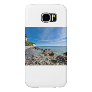 Baltic Sea coast on the island Ruegen Samsung Galaxy S6 Cases