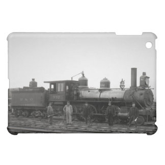 Baltimore and Ohio Railroad Engine # 932 Vintage Case For The iPad Mini