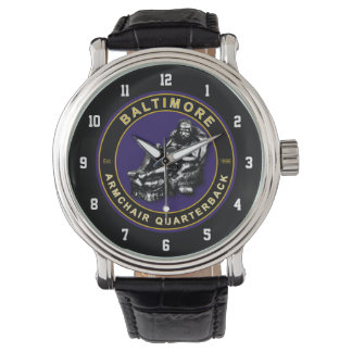 Baltimore Armchair Quarterback Football Watch