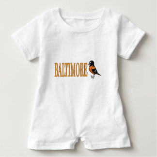 BALTIMORE BABY ROMPER