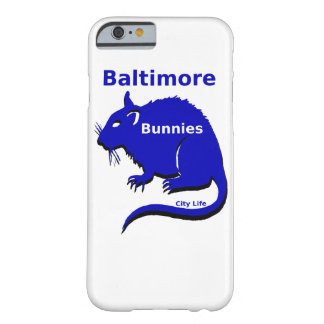 """Baltimore """"Bunnies"""" Iphone Case Barely There iPhone 6 Case"""