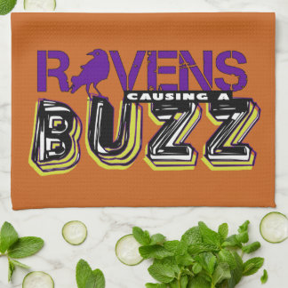Baltimore Buzz! Hand Towel