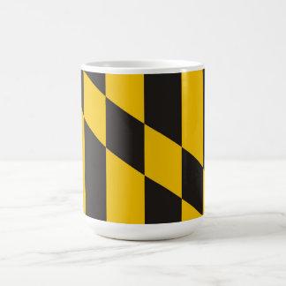 baltimore city maryland usa country flag coffee mug