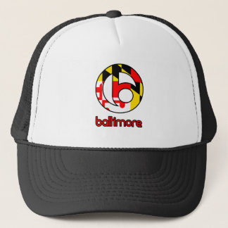 Baltimore Custom Gifts Trucker Hat