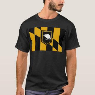 Baltimore Flag Rat Shirt