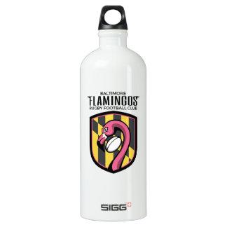 Baltimore Flamingos Bottle (white)