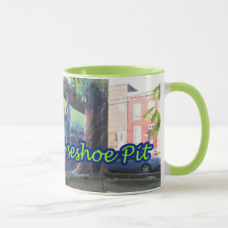 Baltimore Green Space Pigtown Horse Shoes Mug