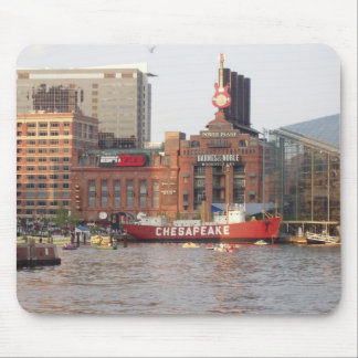 Baltimore Harbor Mouse Pad