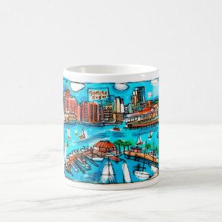 Baltimore Harbor Mug! Coffee Mug