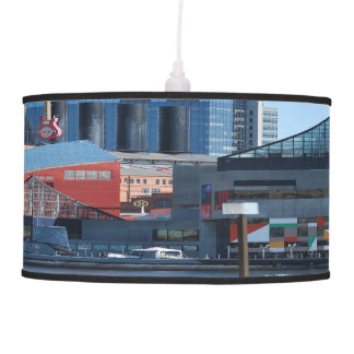 Baltimore Inner Harbor Pendant Lamp