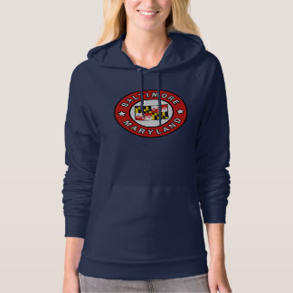 Baltimore Maryland Hoodie