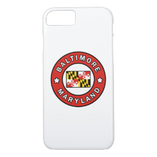 Baltimore Maryland iPhone 8/7 Case