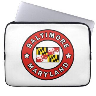 Baltimore Maryland Laptop Sleeve