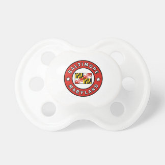 Baltimore Maryland Pacifier