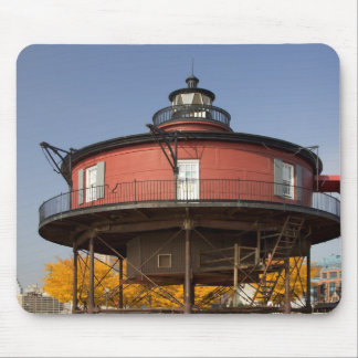 BALTIMORE, MARYLAND. USA. Seven-Foot Knoll Mouse Pad