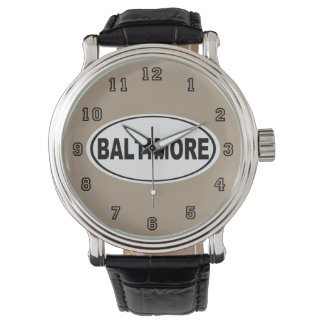 Baltimore Maryland Wrist Watches