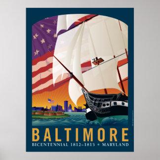 Baltimore : Par la première lumière de l'aube