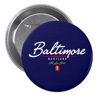 Baltimore Script Button