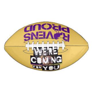 Baltimore Souvenir Football