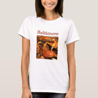 Baltimore Steamed Crabs Logo T-Shirt