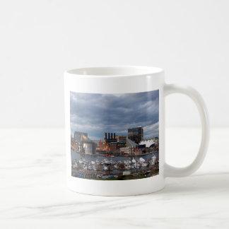 Baltimore Sundown Skyline Coffee Mug