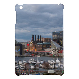 Baltimore Sundown Skyline Cover For The iPad Mini