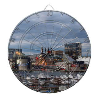Baltimore Sundown Skyline Dartboard