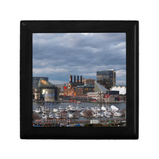 Baltimore Sundown Skyline Gift Box