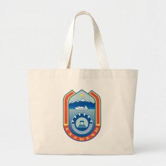 Balykchy_coa Large Tote Bag